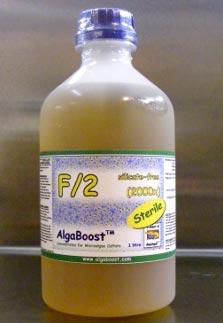 10 x 1 Litre Bottles f/2 (f2) 2000x (Gamma Irradiated)